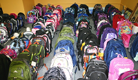 Backpack Blessing   8-22 & 8-23-2015