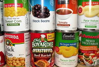 Food Collection for LFCS  9-1-2015 through 10-15-2015